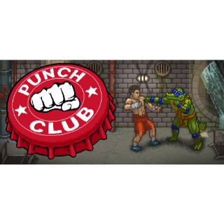 Punch Club - Deluxe Edition (PC/Steam) Instant delivery