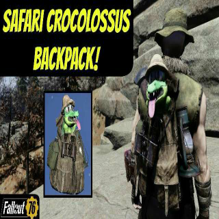 Apparel | SAFARI CROCOLOSSUS PLAN
