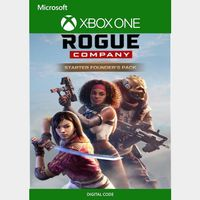 Rogue Company Starter Founder's Pack XBOX ONE
