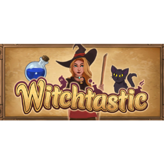 Witchtastic /STEAM GAME KEY