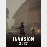 Invasion 2037 /STEAM GAME KEY