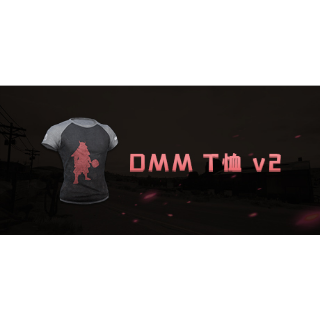 DMM T-Shirt   DMM V2 FAST AND SAFE