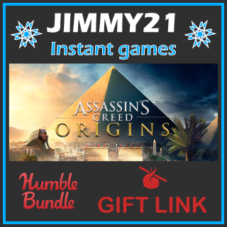 Assassin's Creed Origins (EU) UPLAY (HB GIFT LINK) - Instant