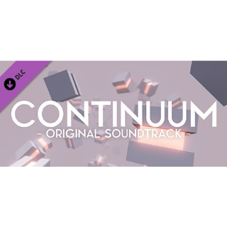 Continuum - Original Soundtrack DLC Steam Key