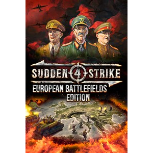 Sudden Strike 4 - European Battlefields Edition