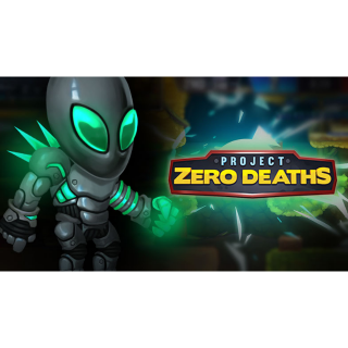 Project Zero Deaths Skeleton Skin