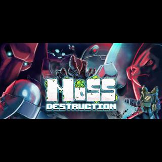 Moss Destruction / Steam Key