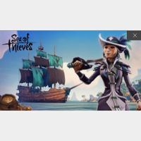 Sea of Thieves - Nightshine Parrot Set