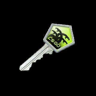 20x Steam Hydra Case Key