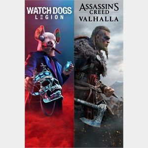 Assassin's Creed® Valhalla + Watch Dogs®: Legion Bundle