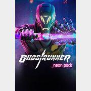 Ghostrunner: Neón Pack