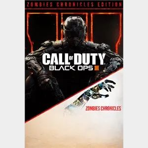 Call of Duty® Black Ops III: - Zombies Chronicles Edition