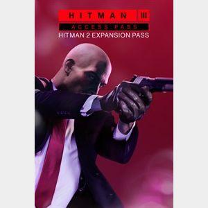 HITMAN 3 Access Pass: HITMAN 2 Expansion