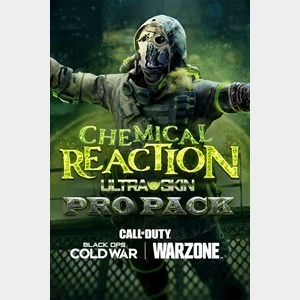 Black Ops Cold War - Chemical Reaction: Pro Pack