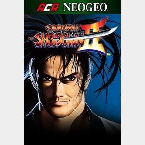 ACA NEOGEO SAMURAI SHODOWN II for Windows