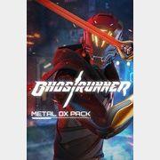 Ghostrunner: Pack Metal Ox