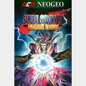 ACA NEOGEO SAMURAI SHODOWN IV (Windows)