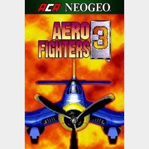 ACA NEOGEO AERO FIGHTERS 3 (Windows)
