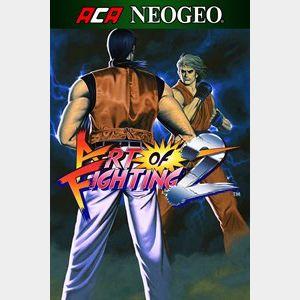 ACA NEOGEO ART OF FIGHTING 2 for Windows