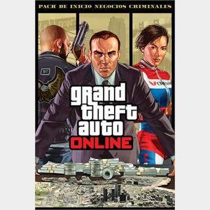 GTA Online: Criminal Business Starter Pack