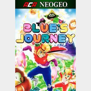 ACA NEOGEO BLUE'S JOURNEY (Windows)