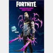 Fortnite - Graveyard Drift Quest Pack