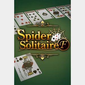 Spider Solitaire F