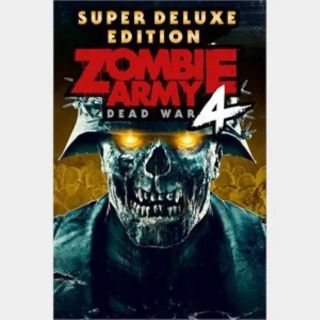 Zombie Army 4: Dead War Super Deluxe Edition