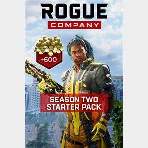 Rogue Company: Season Two Starter Pack