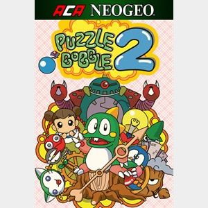 ACA NEOGEO PUZZLE BOBBLE 2 for Windows