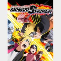 NARUTO TO BORUTO: SHINOBI STRIKER XBOX