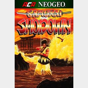 ACA NEOGEO SAMURAI SHODOWN for Windows