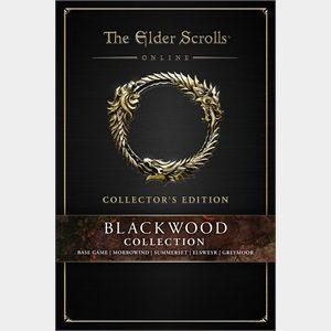 The Elder Scrolls Online Collection: Blackwood CE