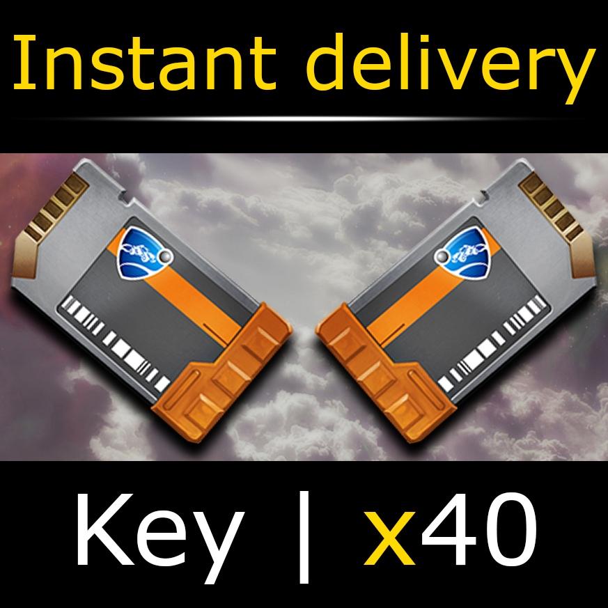Key   40x