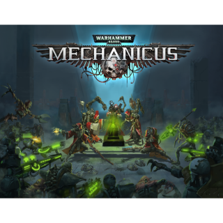 Warhammer 40,000: Mechanicus [Instant Access]