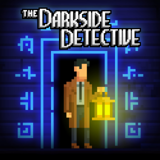 The Darkside Detective [Instant Delivery]