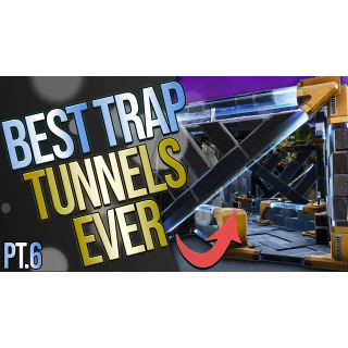 I will Build Effective Trap Tunnels Fortnite Save The World Unbeatable!