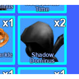 Accessories | Limited Shadow Dominus