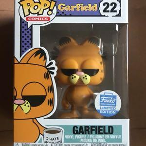 Funko POP! GARFIELD Coffee Cup #22 Funko Exclusive NEW!
