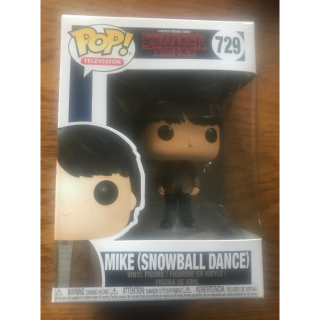 Funko POP! MIKE (SNOWBALL DANCE) #729