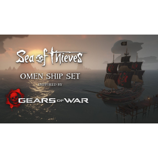 Omen Ship Sea of Thieves DLC [𝐈𝐍𝐒𝐓𝐀𝐍𝐓 𝐃𝐄𝐋𝐈𝐕𝐄𝐑𝐘]