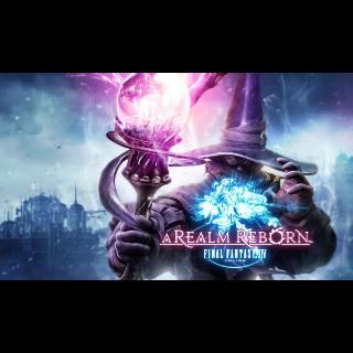 FINAL FANTASY XIV A REALM REBORN [PC]