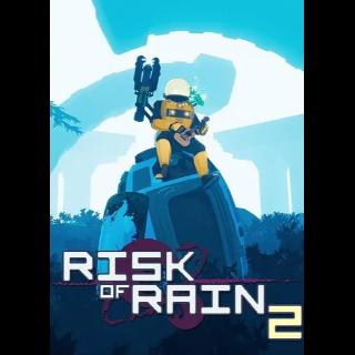 Risk of Rain 2 (incl. Early Access) Steam Key GLOBAL