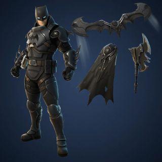 Code | Armored Batman Zero Skin