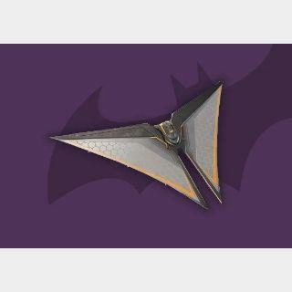Code | Deathstroke Glider