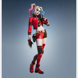 Code   Rebirth Harley Quinn