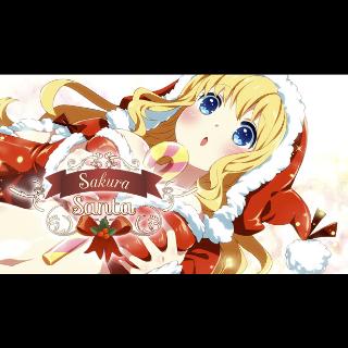 Sakura Santa Steam Key Global