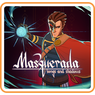 Masquerada: Songs and Shadows - Switch EU - FULL GAME