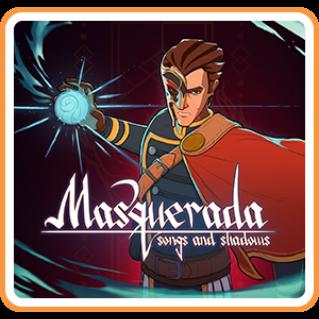 Masquerada: Songs and Shadows - Switch EU - FULL GAME