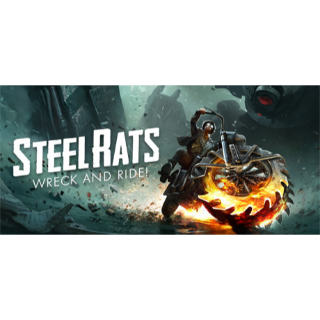 Steel Rats - FULL GAME - XB1 Instant